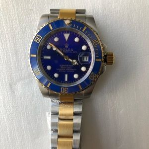 Other - Submariner blue